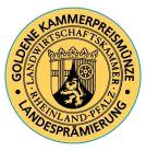 Goldene Kammerpreismuenze